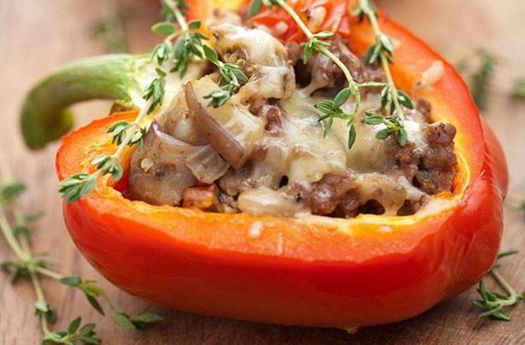 peperoni piatto