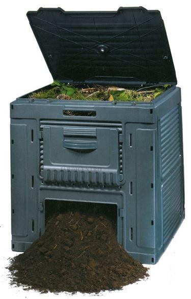 Contenitore specifico per il compostaggio