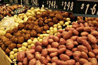 vari tipi di patate