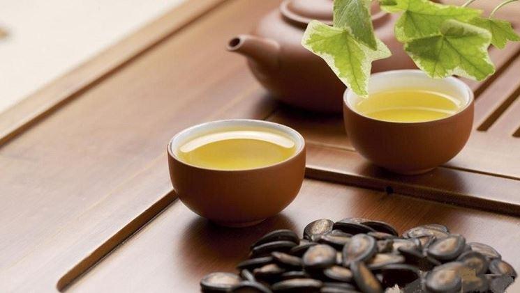 Tè ai semi d'anguria