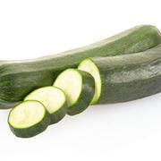 Classiche zucchine verde scuro