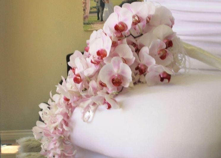 Bouquet di orchidee Dendrobium per un tocco esotico