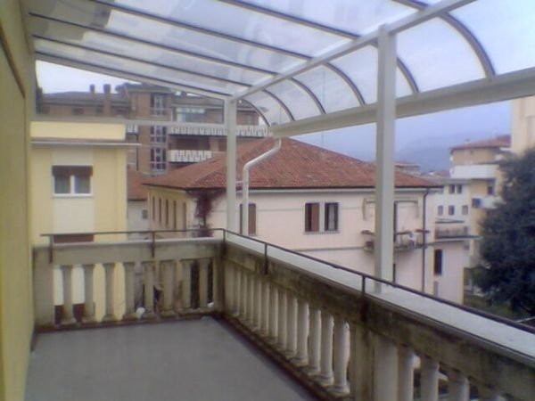 Copertura terrazzi - Piante da terrazzo - Come realizzare coperture ...