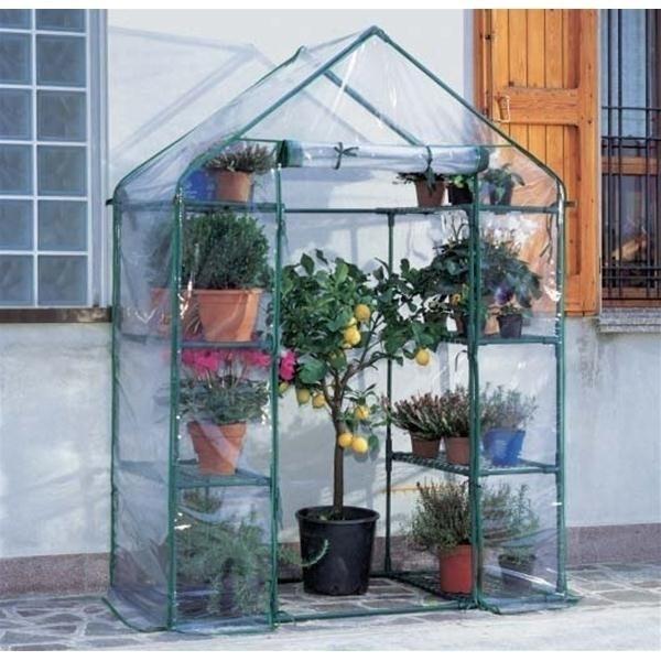 serre da balcone piante da terrazzo come costruire serre per il balcone. Black Bedroom Furniture Sets. Home Design Ideas
