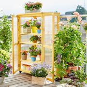 Serre da balcone - Piante da terrazzo - Come costruire serre per ...