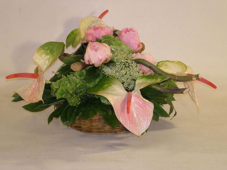 Piante e fiori artificiali - Piante finte - Piante finte
