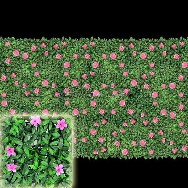 Siepe artificiale piante finte caratteristiche della for Edera artificiale per balconi