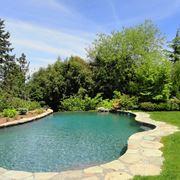 piscina da giardino.